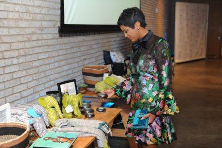 Tamron Hall & Cynthia Erivo Honored At  Women Helping Women Luncheon