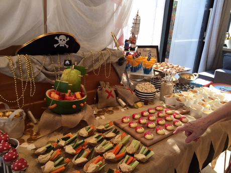 Pirate Party by Karyn from Peekabooparties.au