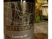 Left Coast Cellars Estate Pinot Noir: Right Latitude