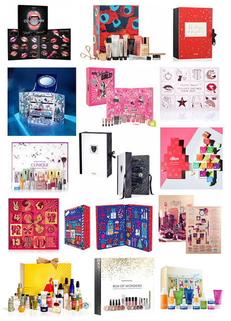 15 OF THE BEST BEAUTY ADVENT CALENDARS TO BUY THIS CHRISTMAS – 2017