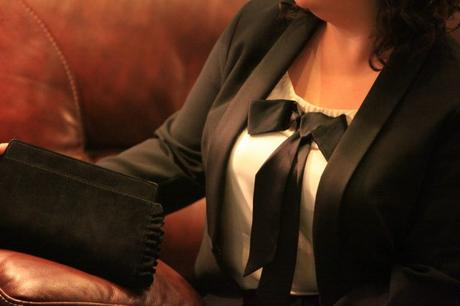 What I Wore: Lady Tux [Sponsored]
