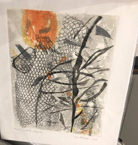 SMFA Art Sale 2017 Contemporary Artwork