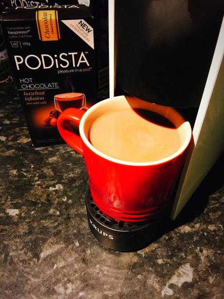 Review: Nespresso compatible hot chocolate from Mugpods
