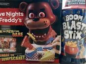 Family Games Night with Boom Blast Stix Five Night's Freddy's
