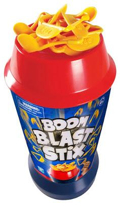 Family Games Night Fun with Boom Blast Stix & Five Night's at Freddy's