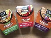 Season's Greeting, Healthy Eating: Cucina Amore Farro With Quinoa Meals