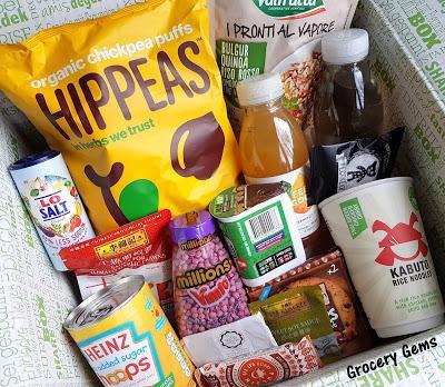 Degustabox October Review - Surprise Foodie Box & Discount Code