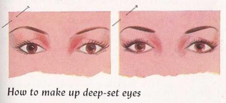 Max-Factor---The-Art-of-1950s-Eye-Makeup---deep-set-eyes