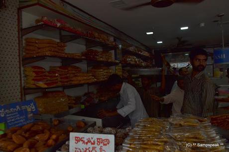 utterly delicious 'khajas' of Kakinada !!