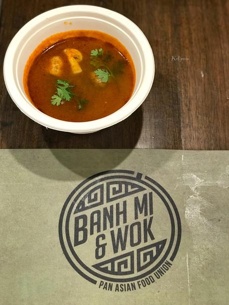 Loy Krathong.. Celebrate Thai Food at Banh Mi & Wok..!!