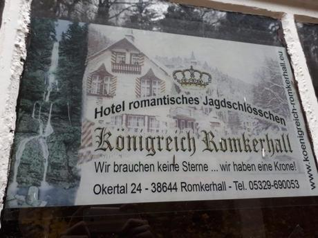 World Borders: How to Get to the Kingdom of Romkerhall (Konigreich Romkerhall) from Germany
