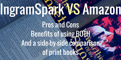 IngramSpark VS Amazon