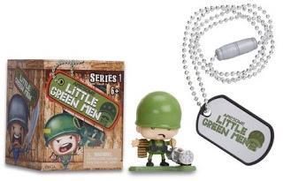 Meet the Awesome Little Green Men