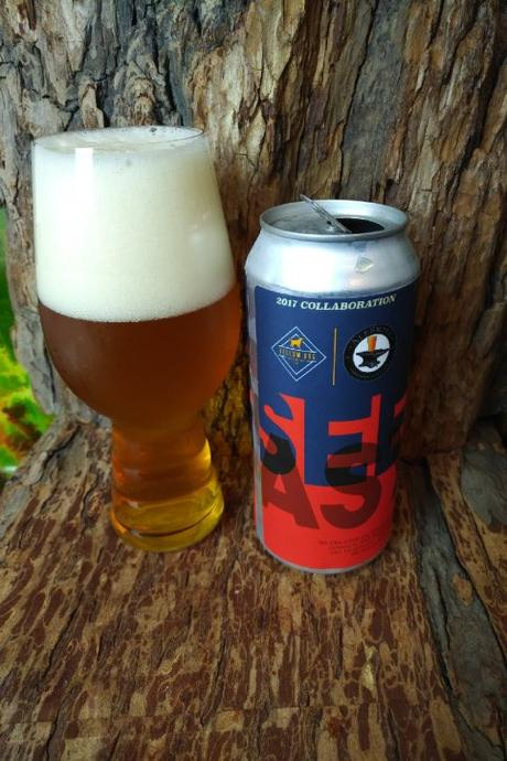 Seeking Asylum Belgian Double IPA – Yellow Dog Brewing Company (AleSmith Brewing)