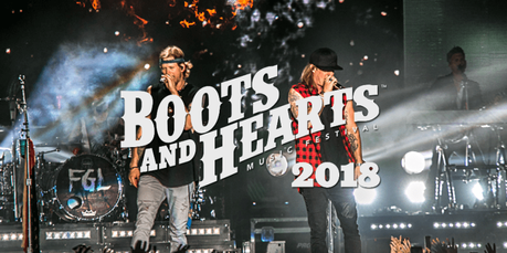 Boots & Hearts 2018 Lineup Announcement #1: Florida Georgia Line, Alan Jackson, Thomas Rhett, and more