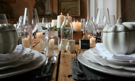 8 Tips for Styling Your Thanksgiving Table