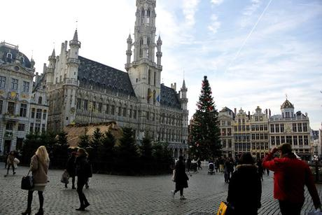 brussels with my brother