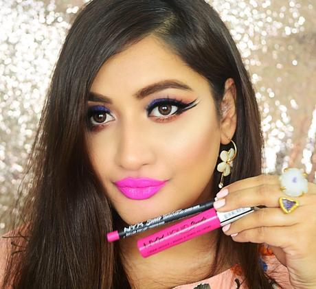NYX Liquid Suede Lipstick Pink Lust review