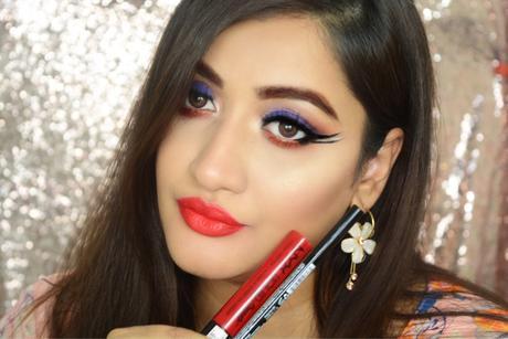 NYX Liquid Suede Lipstick Kitten Heels swatch review