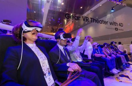 Coco VR & The Gradual, Potentially Fun Takeover of the Movie Theater Lobby