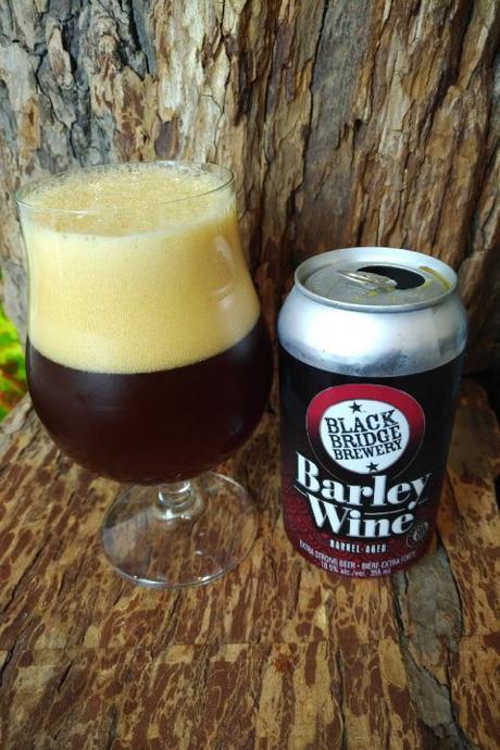 Barleywine Barrel Aged – Black Bridge Brewery
