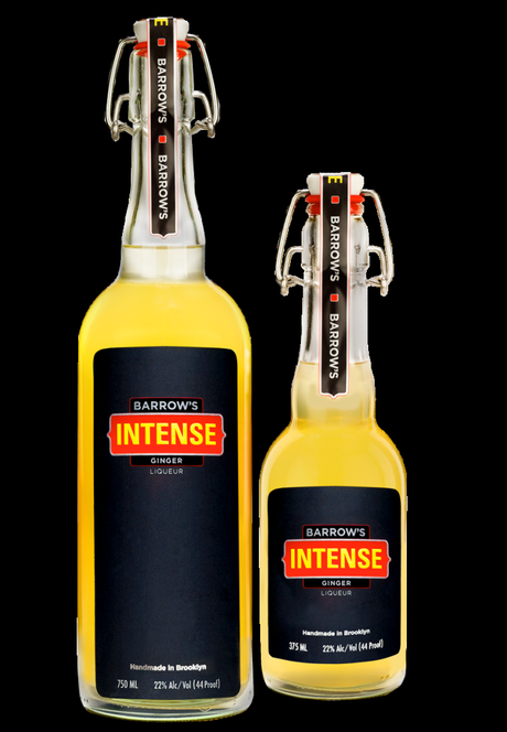 Celebrate Intensely: Barrow's Intense Ginger Liqueur for the Holidays