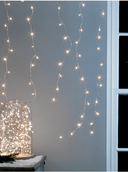 Make your home festive with Cox & Cox lighting