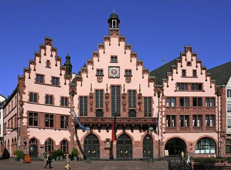 Backpacking in Germany: Staying at the Frankfurt Central Hostel