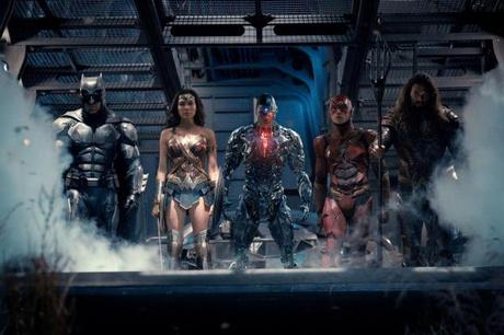 Film Review: Justice League Doesn't Earn Its Hero Shot