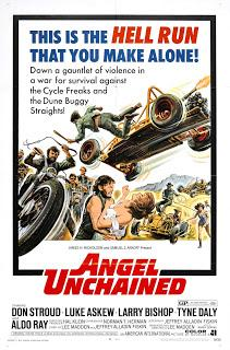 #2,465. Angel Unchained  (1970)