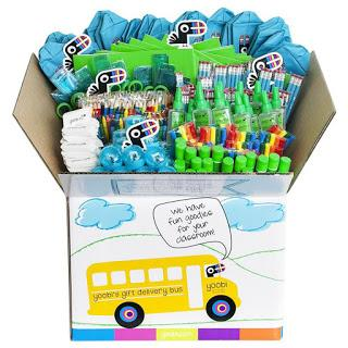 Image: A Yoobi Classroom Pack contains the most fundamental tools needed for learning and creativity