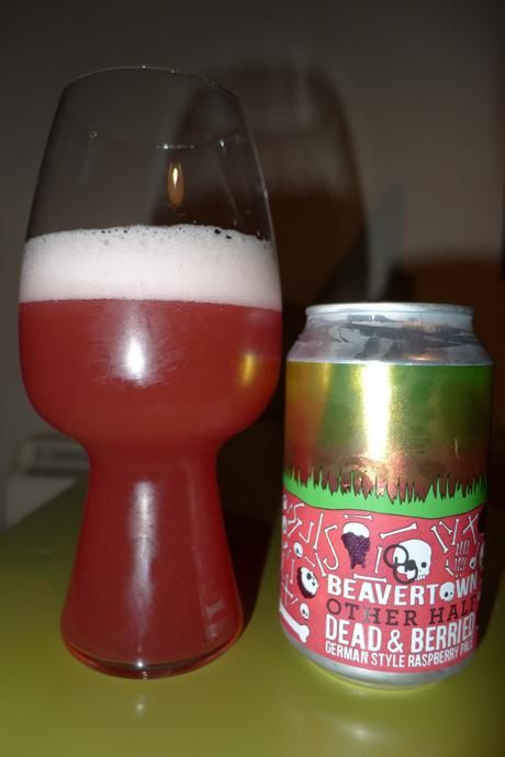 Tasting Notes:  Beavertown: Other Half: Dead and Berried