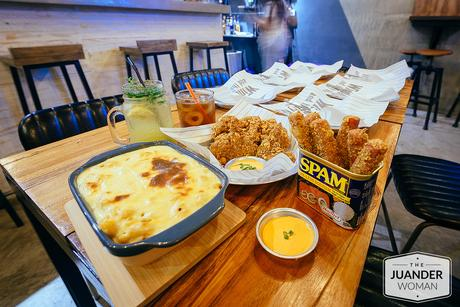 Lamp Quarters, a vibrant collection of homegrown restaurants in Marikina