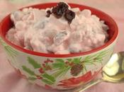 Cranberry Fluff Salad #SundaySupper