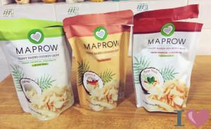New Hype: Maprow Coconut Chips