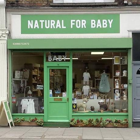 Shop at Natural for Baby, Balham