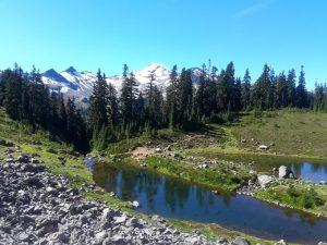 My Solo Adventure in the Mount Baker Wilderness