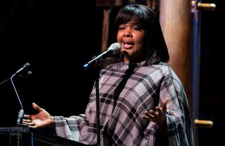 CeCe Winans Sings 'Amazing Grace' At The  Museum of the Bible Opening