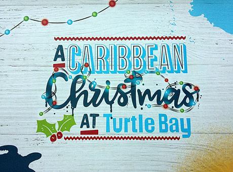 Festive menu at Turtle Bay