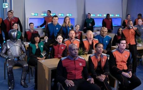 "The Orville's ""Cupid's Dagger"" Plays a Rape Allegory for Laughs"