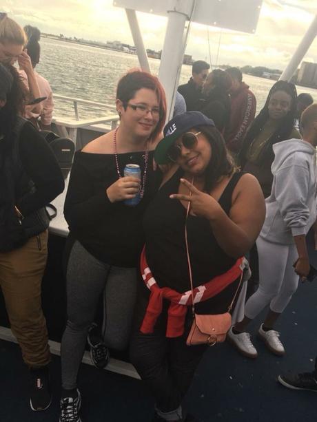 Joggers Boat Cruise