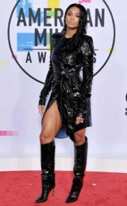 Diana Ross, Kelly Rowland, Ciara & More The 2017 AMA's Red Carpet Arrivals