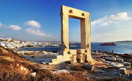 Naxos - - Island Hopping in Greece