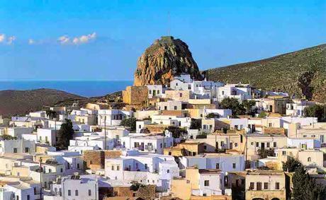 Amorgos - Island Hopping in Greece