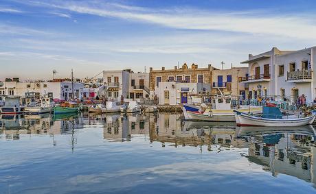Paros - Island Hopping in Greece