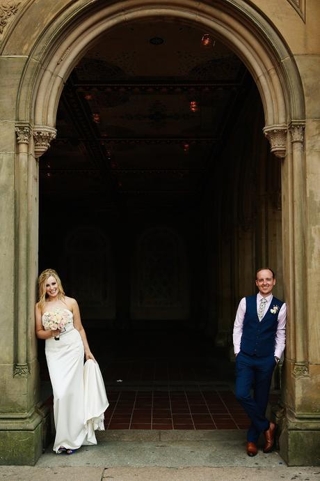 Megan and Daniel's August Wedding in the Ladies' Pavilion