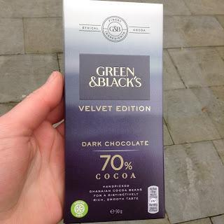 Green & Blacks Velvet Edition 70% Dark Chocolate