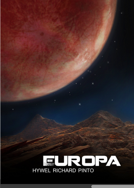 Europa by Hywel Richard Pinto. A book review.