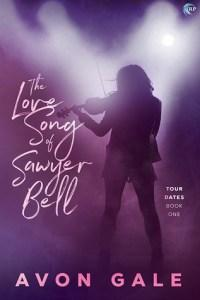 Whitney D.R. reviews The Love Song of Sawyer Bell by Avon Gale