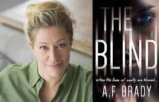 The Blind by A.F. Brady- Feature and Review